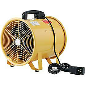 Portable Ventilation Fan 12 Diameter Lot Of 1