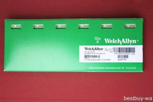 New Welch Allyn Genuine 03000 u Replacement Bulbs For 11710 Pack Of 6