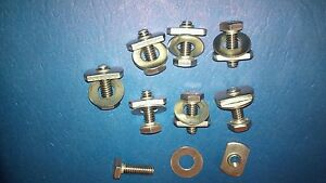 Stainless Jeep Wrangler Cj Hardtop Fasteners Hardware