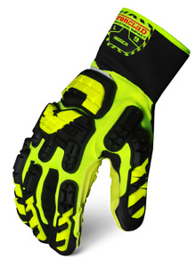 New ironclad vib rig industrial impact vibram rigger gloves Mens