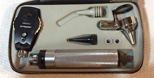 Propper Ophthalmoscope Mirolux 2 With Case Germany Superlume Replacement Parts