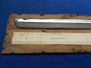1955 Ford Rocker Panel Moulding B5a 18243 a New in original box Stainless