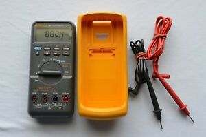 Fluke 787 Process Meter Digital Multimeter Loop Calibrator Lead Set