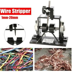 Manual Copper Wire Cable Peeling Cut Stripping Machine Scrap Stripper Recycle Us