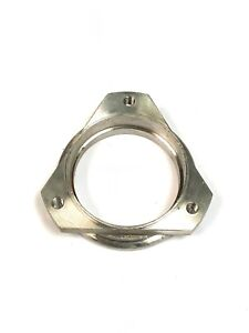 Obx Stainless Steel Turbo Flange For Hks T 51r Turbine Inlet