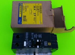 Square D 30 Amp Circuit Breaker Edb24030 New In Box Nib