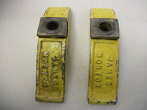 James Morton Rite Hite Hold Downs 9 16 X 5 1 2 This Is For A Pair 2