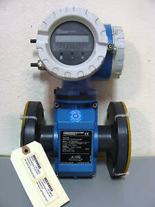 New Endress Hauser Promag 30f Electromagnetic Flowmeter 30ft50 ad1aa11a31b