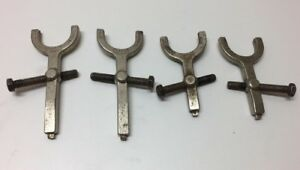 Snap on Wheel Alignment Tools For 74 Mustang X4 S8699b1 b2 b3