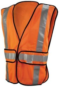 3m High visibility Fluorescent Orange Reflective Class 2 Construction Safety