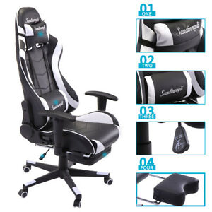 New Gaming Chair High back Computer Chair Ergonomic Design Racing Chair Home