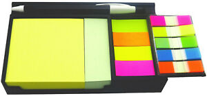 4a Sticky Notes Cube 3 X 3 Neon Colors Memo Reminder Memo Pad Total 2800 Sheets