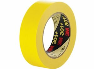 Retailsource T934301x24 3m 301 Masking Tape 3 4 X 60 Yd pack Of 24