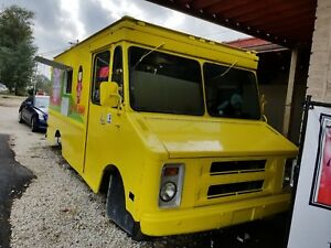 Commercial Food Truck