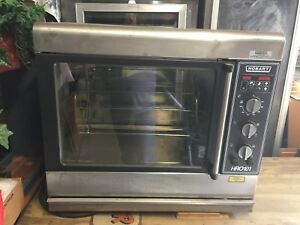 Hobart Electric Countertop Rotisserie Oven Hro 101
