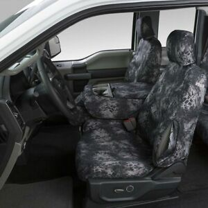 Covercraft Prym1 Camo Seat Covers For Chevy 03 04 Avalanche 2500 Front Row