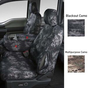 Covercraft Prym1 Camo Seat Covers For Toyota 2005 2008 Tacoma Front Row