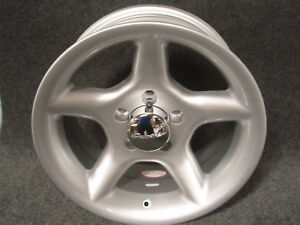 Panther Emr 108 15x7 Custom Wheels Rims 15 Silver new In Box Set Of 4