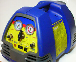 Ritchie yellow Jacket Model 95760 Refrigerant Recovery Systems