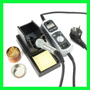 Yihua 908d 220v 60w Led Digital Display Soldering Station Soldering Iron Kit Upg