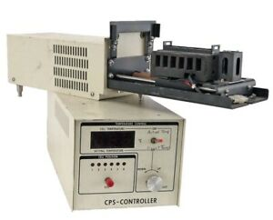 Shimadzu Cps 240a Thermoelectrical Temperature Controller W 6 Cell Positioner 2