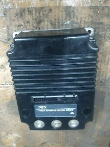 Used Working Curtis Controller 1245c 4505