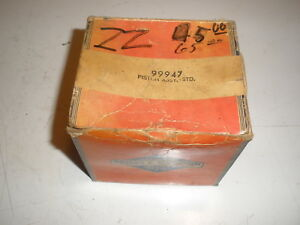 Vintage Nos Briggs Stratton Gas Engine Piston Assembly 99947 For Model Z Zz