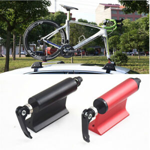 Bike Car Carrier Quick release Alloy Roof Mount Rack Bike Fixing Tool Quality