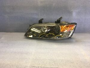 2003 2004 2005 2006 Mitsubishi Lancer Evolution Parts Left Xenon Headlight Oem