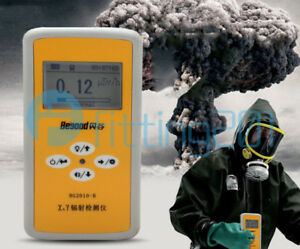 New Personal Dosimeter For Marble Nuclear Radiation Tester Bg2010 b