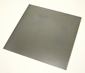 Steel Sheet Plate 18 X 24 X 025 4130 Can Cut To Size No Extra Charge