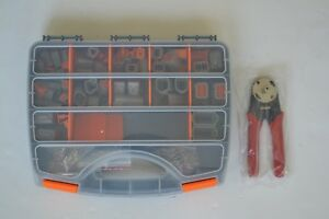 238 Pcs Deutsch Connector Kit With Crimping Tool