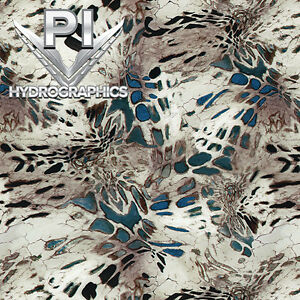 Hydrographic Dip Hydrographic Film Water Transfer Hydro Dipping Camo Rc418