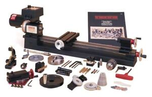 Sherline 4400c Series Cnc ready Lathe Package inch