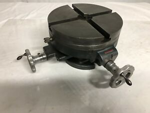 Palmgren Rotary Vise X Y Axis