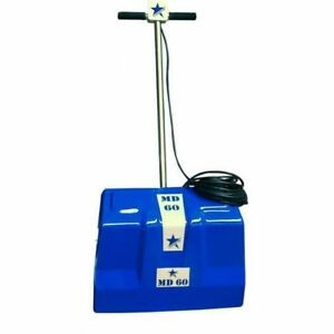 Rug Mechanical Duster Beater Walk Behind Machine Cleaning Dusting Md 60