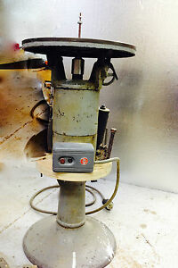 Spindle Sander With Two Sided Tilting Table very Rare