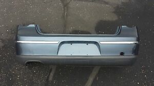 06 10 Vw Volkswagen Passat B6 2 0t Rear Bumper Cover Assembly Oem 3c5807417 Lc5f