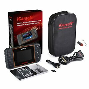 Icarsoft Khd Ii Obd2 Diagnostic Scanner Tool Code Reader For Hyundai Kia Daewoo