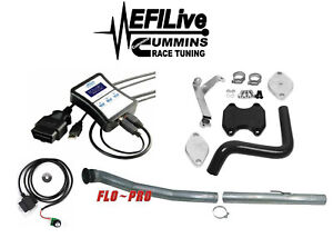 Efi Live Tuner 07 09 Dodge Ram 6 7l For Cummins Dpf Egr Delete Kit Csp5 Switch