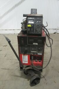 Canox 200 amp C cp200 Welder Wire Feeder Am15317