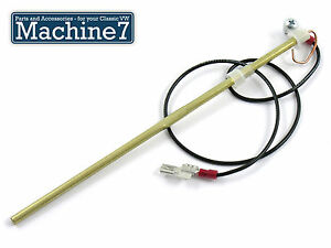 Save My Vw Splitscreen Bus Campervan T2 Oil Temp Warning Dipstick Sensor 1600cc