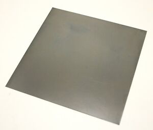 1 8 Steel Sheet Plate 18 X 18 X 125 4130 Can Cut To Size No Extra Charge