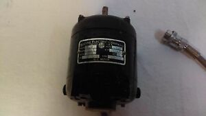 Bodine Electric Company Nsh 12 Gear Motor 1725 Rpm 115v 1 50 Hp