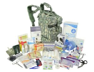 Lightning X Stocked Ems emt Trauma Bleeding First Aid Responder Medical Backpa