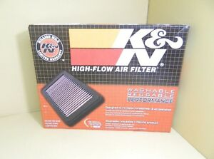 K n High Performance Replacement Washable reusable Air Filter 33 2070