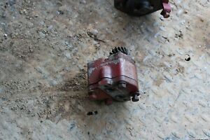 Tractor International Farmall Super C Parting Out Hydraulic Pump