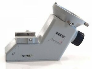 Zeiss Surgical Operating Microscope 0 Zero Degree Co Observation Tube F 175 T