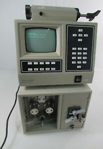 Waters 600e System Controller 600 Multisolvent Delivery System Fluid Unit Hplc