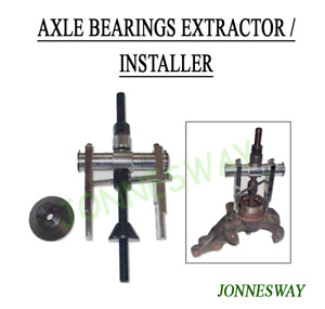 Jonnesway Ae310117 Axle Bearing Extractor Installer For Benz Bmw Toyota Ford